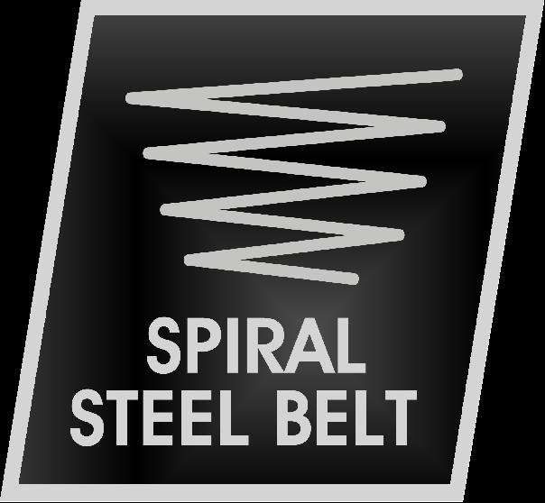 SPIRAL STEEL BELT