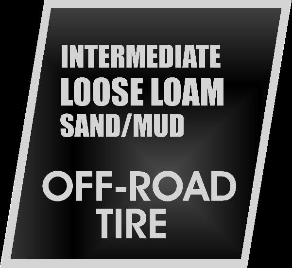 INTERMEDIATE LOOSE LOAM SAND/MUD